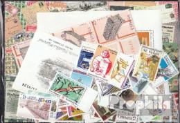 Spanien 1991 Postfrisch Kompletter Jahrgang In Sauberer Erhaltung - Spanien