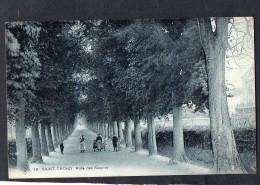 Belgium  Saint Trond.- St-Truiden.- Allée Des Soupirs. Carte Postale Vintage Original Postcard Cpa Ak (W4_589) - Sint-Truiden