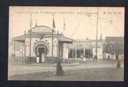 Belgium Exposition Provinciale Du Limbourg St-Trond 1907 Liebig Carte Postale Vintage Original Postcard Cpa Ak (W4_590) - Sint-Truiden