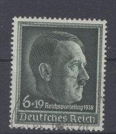 Deutsches Reich Michel No. 672 y gestempelt used / gep�ft