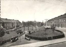 4 DAMPREMY : Square Sacré-Madame - RARE CPSM - Cachet De La Poste 1969 - België