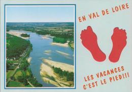 41 -  Carte à Trou, VAL DE LOIRE - Non Classificati