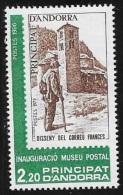 ANDORRE FRANCAIS N° 345    -  1986    NEUF - French Andorra