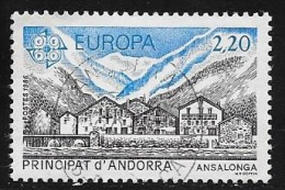 ANDORRE FRANCAIS N° 348    -  1986    NEUF - French Andorra
