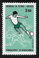ANDORRE FRANCAIS N° 350    -  1986    NEUF - French Andorra