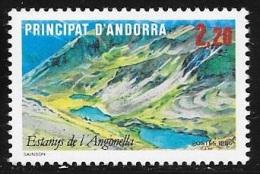 ANDORRE FRANCAIS N° 351    -  1986    NEUF - French Andorra