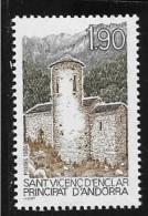 ANDORRE FRANCAIS N° 354    -  1986    NEUF - French Andorra