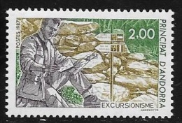 ANDORRE FRANCAIS N° 364    -  1987    NEUF - French Andorra
