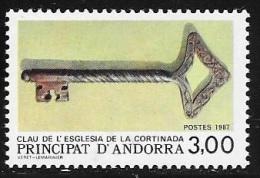 ANDORRE FRANCAIS N° 365    -  1987    NEUF - French Andorra