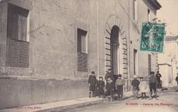 Nîmes -   Caserne Des Passagers (rue De La Casernnette) - Nîmes