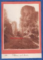 Photo Ancienne - Environs De CULAN SIDIAILLES ( Cher ) - Chateau De La Roche Guillebaud - Beau Cliché - Photos