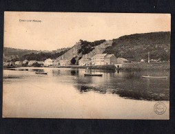 Belgium  Yvoir Sur Meuse Carte Postale Vintage Original Postcard Cpa Ak (W4_611) - Yvoir