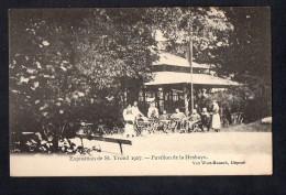 Belgium Espositio De St. Trond Pavillon De La Hesbaye Carte Postale Vintage Original Postcard Cpa Ak (W4_618) - Sint-Truiden