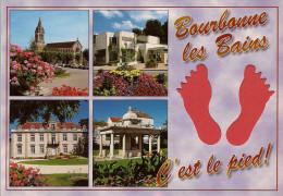 52 -  Carte à Trou, BOURBONNE LES BAINS - Bourbonne Les Bains