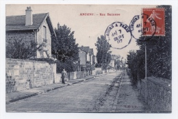 ANTONY  92  HAUTS DE SEINE  RUE SUZANNE - Antony