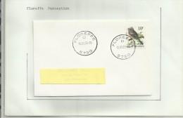 Oblitérations Postal Floreffe  Franiere  Soye - Sellos