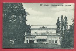 Watermael-Boitsfort - Boitsfort - Villa De M. Le Ministre Bernaert - 1910 ( Voir Verso ) - Watermael-Boitsfort - Watermaal-Bosvoorde