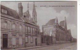 62. ARRAS . LE COUVENT DU SAINT SACREMENT - Arras