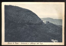 L7540 ROCCA DI PAPA - SANTUARIO E ALBERGO DEL TUFO - Italia