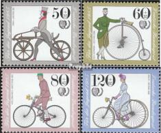 BRD (BR.Deutschland) 1242-1245 (kompl.Ausgabe) Postfrisch 1985 Jugend - BRD