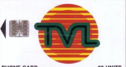 VANUATU LOGO TVL 30U SC7 SANS N° WITHOUT NUMBER UT - Vanuatu
