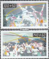 BRD (BR.Deutschland) 1449-1450 (kompl.Ausgabe) Postfrisch 1990 Sporthilfe - Ungebraucht