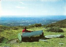 19. CPM. Corrèze. Monts Des Monédières, Vue Panoramique (repos) - Non Classés