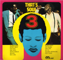 * LP *  THAT'S SOUL 3 (Holland 1968 EX-!!!) - Soul - R&B
