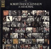 * 2LP *  ROBERT FRANCIS KENNEDY - A MEMORIAL (USA 1969 EX-!!!) - Vinylplaten