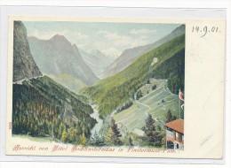 Finstermünz  Karte -über 100 Jahre Alt ( Da4015 ) Siehes Scan !