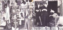 * LP *  THE STYLE COUNCIL - OUR FAVOURITE SHOP (Holland 1985 EX-!!!) - Disco, Pop