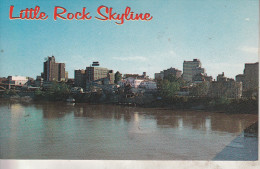 ARKANSAS - Arkansas River And Little Rock Skyline - Non Classés