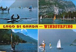 014W/ Lago Di Garda Windsurfing 1980s - Non Classés