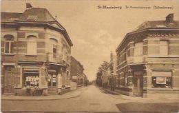 Sint Mariaburg: St-Antoniusstraat (Schoolstraat) - Brasschaat