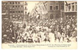 LOUVAIN  ----  N.D. Des Fièvres- Le Cortège Historique 16 Juin 1907  -   Groupe Regina Coeli - Leuven