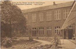 Brasschaat (Centrum): Zusters Der Chr. Scholen Van Den H. Jozef Calasanz - Lager School - Brasschaat