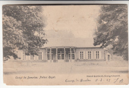 Camp De Beverloo, Palais Royal (pk15771) - Leopoldsburg (Kamp Van Beverloo)