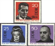 DDR 1049-1051 (kompl.Ausgabe) Postfrisch 1964 Sondermarken - DDR