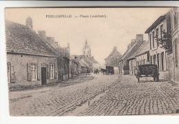 Poelkapelle, Poelcapelle, Plaats, Oostkant (pk15777) - Langemark-Poelkapelle