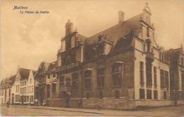 Mechelen:  Palais De Justice - Malines