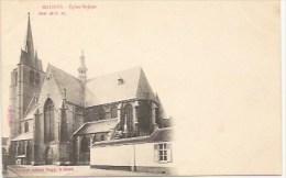 Mechelen:  Eglise St Jean - Malines