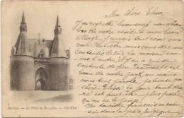 Mechelen:  La Porte De Bruxelles - Malines