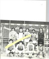 Hagondange/handball:photo/cadets ESH Saison 82-83/16x23cm - Photos