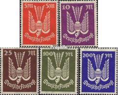 Deutsches Reich Mi.-Nr.: 263-267 (kompl.Ausg.) Postfrisch 1923 Flugpost - Deutschland