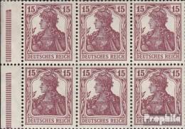 Deutsches Reich Hbl26a A Postfrisch 1920 Germania - Duitsland