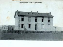 La Pacaudiere La Gendarmerie - La Pacaudiere