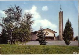 HAGONDANGE: Cité Wendel6Siledor, Eglise Saint-Jacques - Hagondange