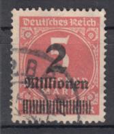 Deutsches Reich - Mi. 312A (o) - Oblitérés