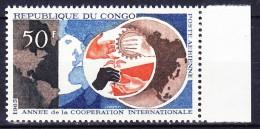 CONGO Poste Aerienne 1965 YT N° PA 36 ** - Congo - Brazzaville