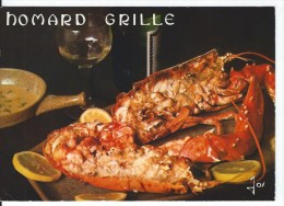 CPSM Recette Homard Grillé - Recipes (cooking)